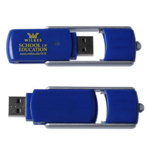 Promotional Customized USB Flash Drives Light up Retractable (CMT-SY060) pictures & photos