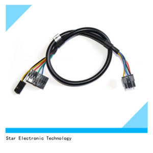 UL Molex Custom Home Appliance Wire Harness Adapter (air conditon, refrigerator, computer, washing machine) with Jst Connector pictures & photos