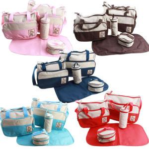Nappy Baby Bag 7colors 5PCS Per Set pictures & photos