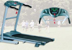 Mini Foldable Motorized Treadmill (UJK-3701) pictures & photos