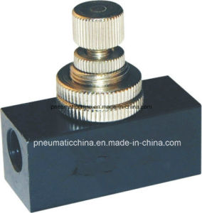Flow Control Valve From China Pneumission pictures & photos