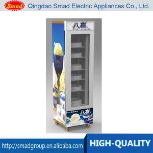 Ice Cream Countertop Freezer, Mini Freezer for Ice Cream Display pictures & photos