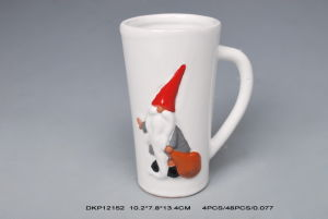 Santa Claus Creative Ceramic Cup Design pictures & photos
