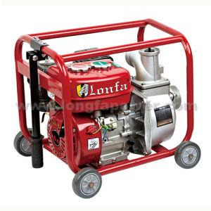 Portable 3 Inch Kerosene Water Pump CE Soncap for Irrigation pictures & photos
