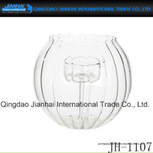 Hotsale Glass Candle Holder Glass Cup pictures & photos
