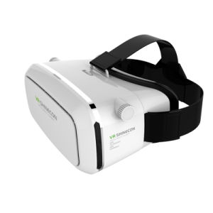 3D Vr Virtual Reality Headset 3D Glasses Vr Box for iPhone6/Samsunggalaxy/ Ios Android Smartphone pictures & photos