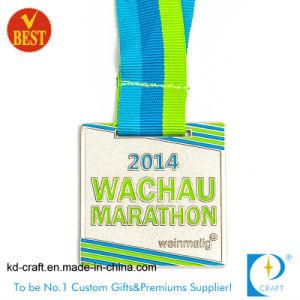 China Custom Metal Award Running Sport Marathon Medal pictures & photos