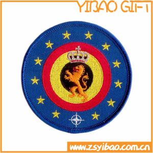 Custom Embroidered Patches/Custom Embroidered Emblem (YB-e-042) pictures & photos