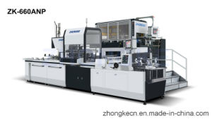 Automatic Rigid Box Maker (ZK-660ANP) pictures & photos