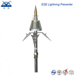Early Streamer Emission Ese Types of Lightning Arrester pictures & photos