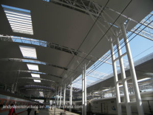 Steel Truss Roof System for Airport, Train Terminal pictures & photos