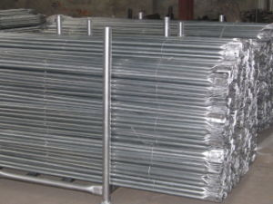 Galvanized Cross Brace for Frame Scaffolding pictures & photos