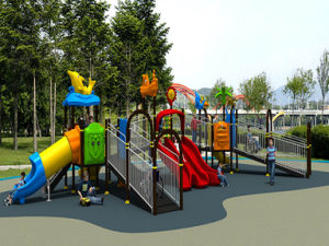 2016 Special Outdoor Playground for Disabled Kids pictures & photos