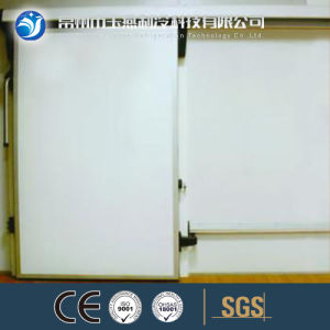 Insulated 100mm Sliding Door for Cold Room pictures & photos