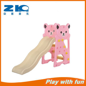 ISO Approved Kids Plastic Slide Set Play for Sale pictures & photos