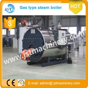 Latest Horizontal 2 Ton Oil Fired Steam Boiler pictures & photos