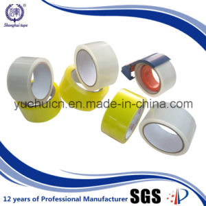 Without Bubbles BOPP Clear Transparent Adhesive Packing Tape pictures & photos