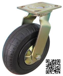 Heavy Duty Foam Wheel (swivel) pictures & photos