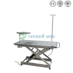 Ysvet0505 Medical Surgery Pet Clinic Vet Clinic Operating Table pictures & photos