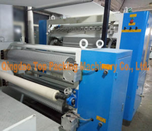 Soft Facial Tissues Slitter Folding Making Machine pictures & photos