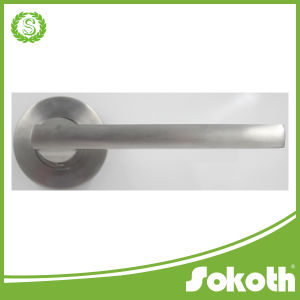 Ss Stainless Steel 201/304/316 Lever Door Handle/ Door Lock pictures & photos