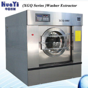 High Capacity Industrial Washing Machine Stainless Steel Laundry Washer Extractor pictures & photos