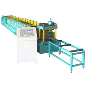 Auto C-Shape Purlin Roll Forming Machine pictures & photos