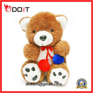 Cute Teddy Bear Toy with Elegant Silk Dresses pictures & photos