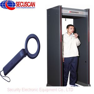 Economical Portable Metal Detector, Body Scanning Device pictures & photos
