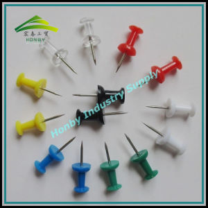 High Quality 23mm Colors Handle Shape Map Push Pin