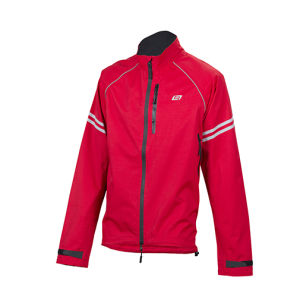 Bellwether Women Nylon Fabric Functional with Reflective Stripe Rain Cycling Jacket pictures & photos