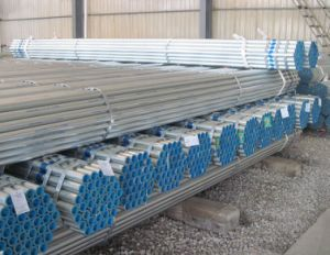 Galvanized Steel Tube, Gi Pipe Schedule 40, Gi Pipes pictures & photos