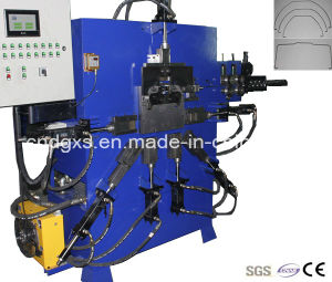 Automatic Hydraulic Wire Bucket Handle Making Machine (GT-PF-7R) pictures & photos