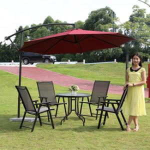 Outdoor Balinese Style Beach Umbrellas Parasol with Aluminum Frame pictures & photos