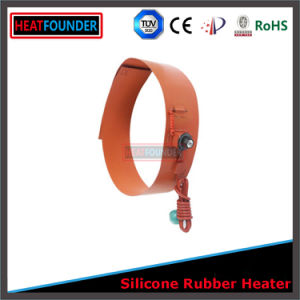 Flexible Silicone Rubber Crankcase Heater pictures & photos