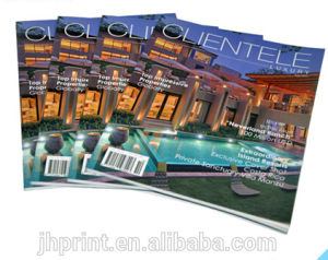 High Quality Photography Journal Printing (jhy-028) pictures & photos