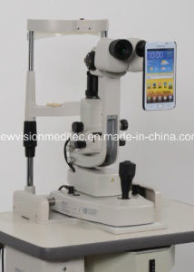 Cellphone Photographic Adapter for Slit Lamp or Operation Microscope pictures & photos