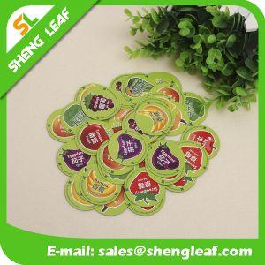 Cheap Gifts Item Custom Design Round Souvenir Fridge Magnet pictures & photos