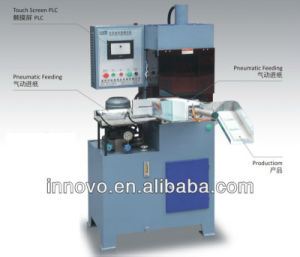 Automatic Cant Die Cutting Machine (cutting oblique paper machine) pictures & photos