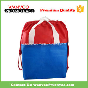 Stylish Multifunctional 420d Polyester Drawstring School Tote Bag China OEM pictures & photos