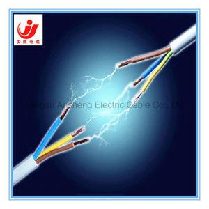 High Temperature Mica Fiberglass Braid Heaing Electric Wire
