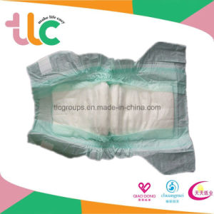 Cloth Like Backsheet with Magic Tape Baby Diaper pictures & photos