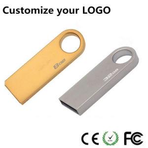 Gold USB Flash Pen Memory Stick Se9 pictures & photos