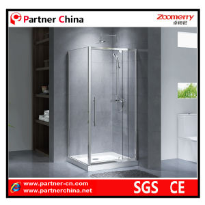 High Quality Shower Enclosure with Aluminum Frame (09-CF1231A) pictures & photos