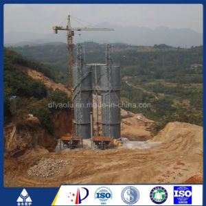 Qualified 100-500 T/D Active Lime Vertical Shaft Calcining Kiln pictures & photos