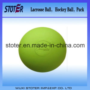 63mm Logo Print Engraved Lacrosse Massage Ball