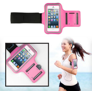 Waterproof Neoprene Running Armband for Smart iPhone pictures & photos