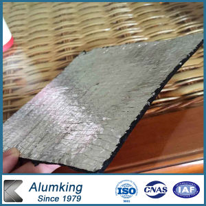 0.009mm Thickness 1235 Aluminum Foil for Roofing Bitumen pictures & photos