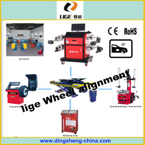 Factory for CCD Wheel Aligner pictures & photos