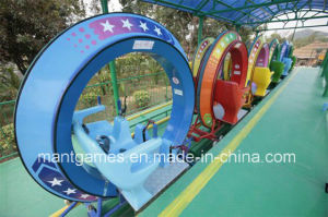 Sky Bike Cup Small Train Amusement Park Ride with Ce Certificate pictures & photos